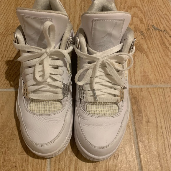 b01690a52fc Jordan Shoes | Air Retro 4 Pure Money | Poshmark